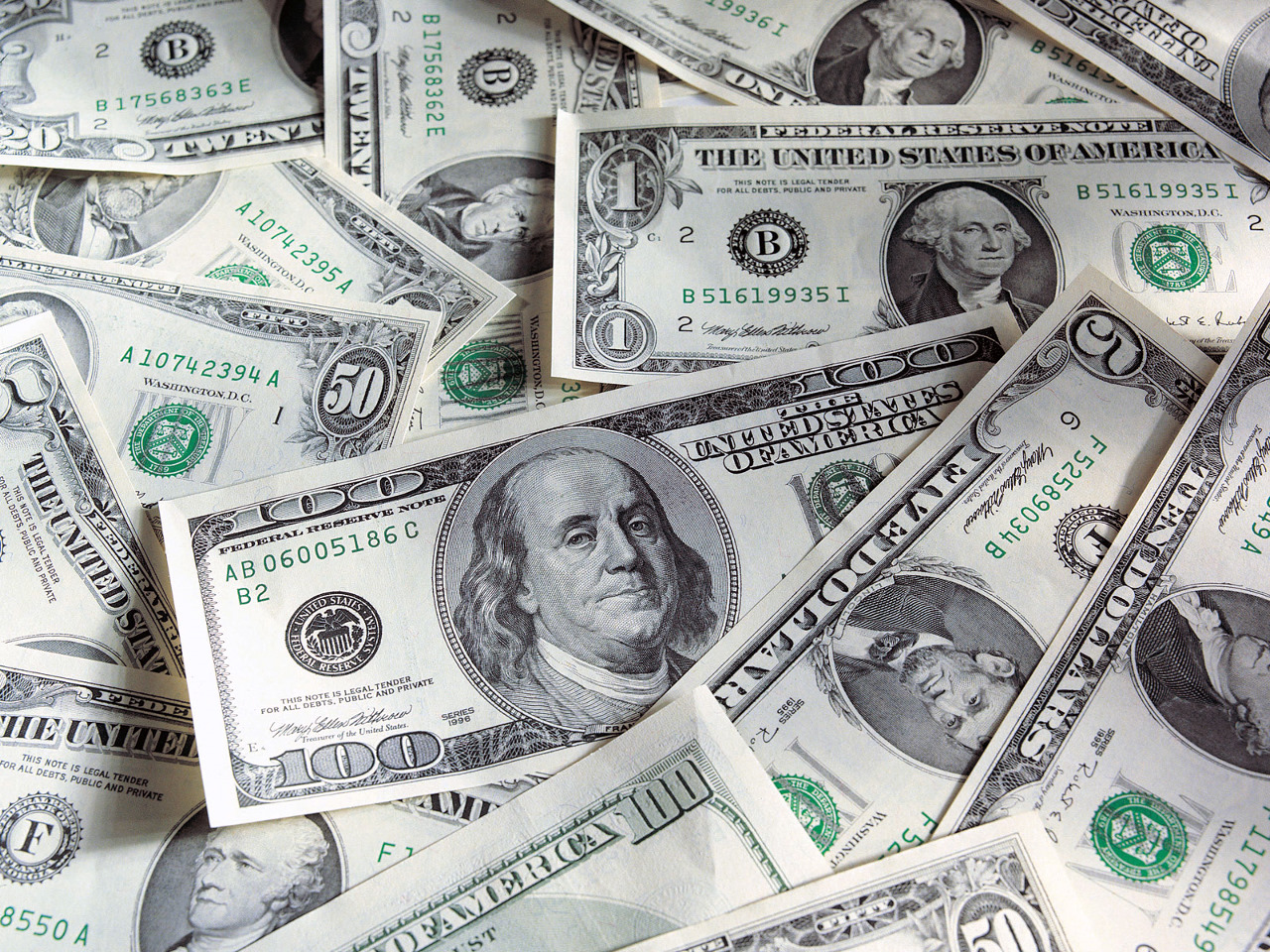Money US Dollar